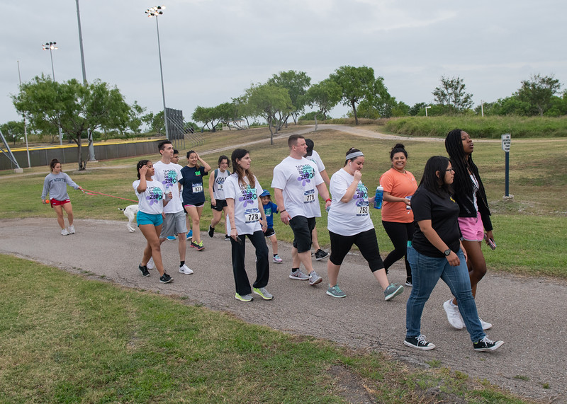 As a part of Sexual Assault Prevention and Awareness Month, Islanders were invited to participate in the Islanders Race to Zero 5k Walk/Run, a race that aims to raise awareness concerning issues of sexual violence with a resource fair with campus/community resource tables and a candlelight vigil to honor victims of sexual violence.