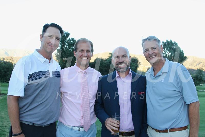 Rick Nowak, Jason Berns, John Berger and Craig Stewart
