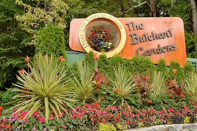 (10) - The Butchart Gardens