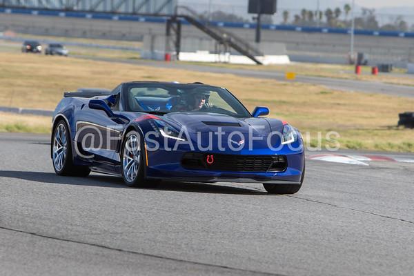 Custom Gallery - Blue 2018 Chevy Corvette Grand Sport