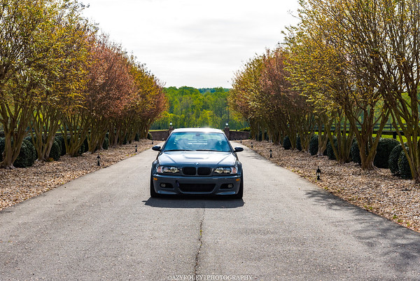 2006 BMW M3 Coupe