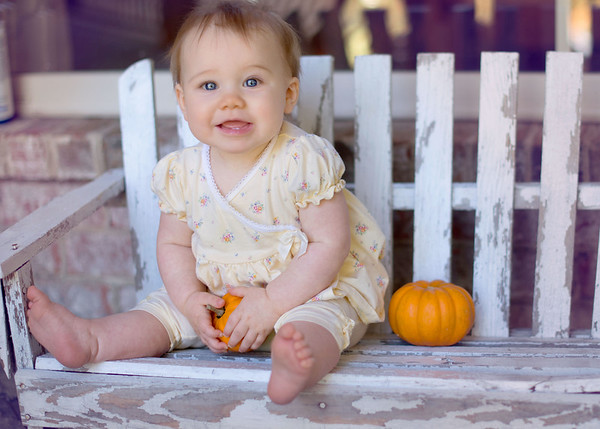 Little Pumpkin!