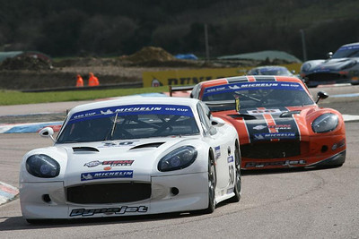 GT Cup - Ginetta G50