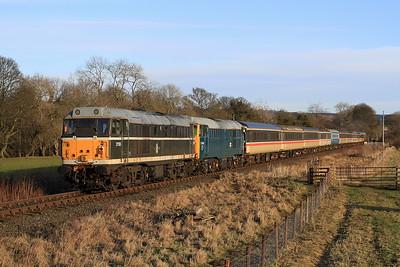 Weardale Railway.