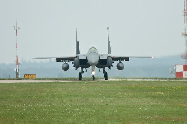 RAF Lakenheath : 29th May