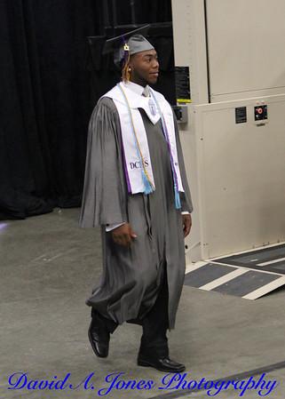 Kendall Bunch H.S. Graduation 2013