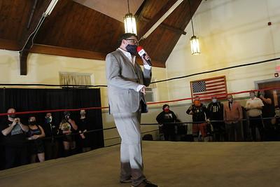 Northeast Championship Wrestling Virtual Reunion April 22, 2021