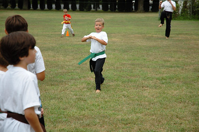 08-10-05 Taekwondo in the Park