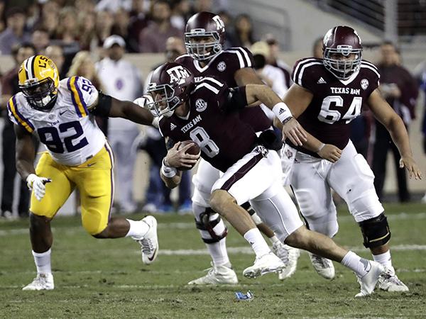 Texas A&M to play Kansas State in Texas Bowl
