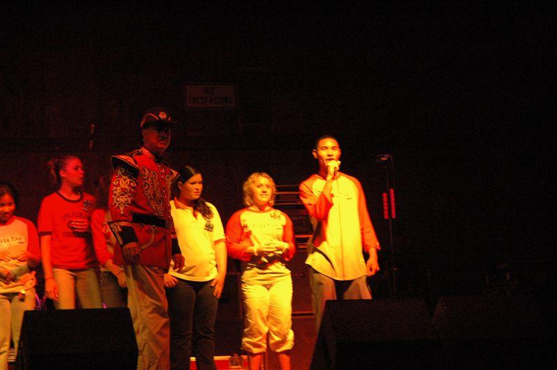 Fantasia Concert Riverfest Wichita Kansas June 04, 2005.