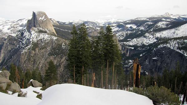 Glacier Point: Jan 8-10, 2010