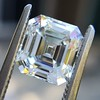 2.23ct Vintage Asscher Cut Diamond GIA G VS1 16