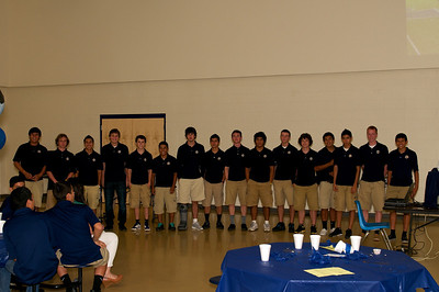 2012 Pine Tree Soccer Banquet