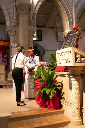 Priory 6th Grade Ceremony