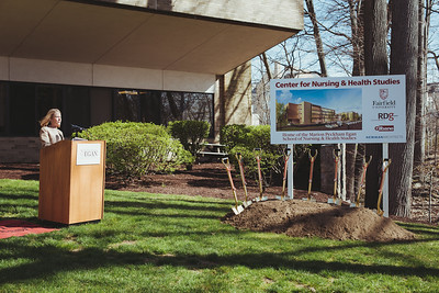 Fairfield U- Groundbreaking Ceremony