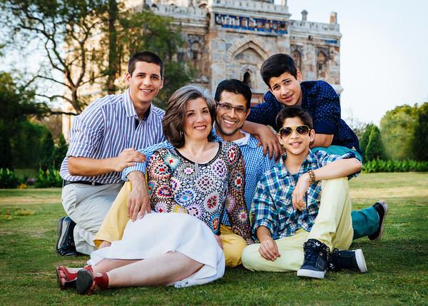 Bhide Family