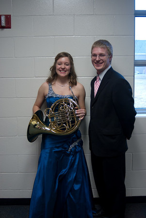 All-state Band 2011