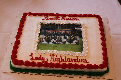 TWHS Fastpitch Softball Banquet (Limited) 5-1-2011