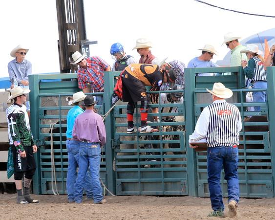 Bulls/Condon Rodeo 2013