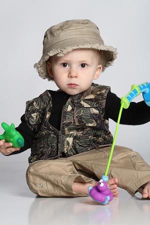 Logan age 1