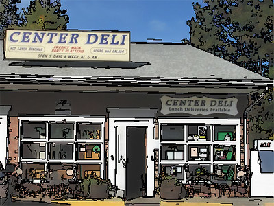 The Center Deli