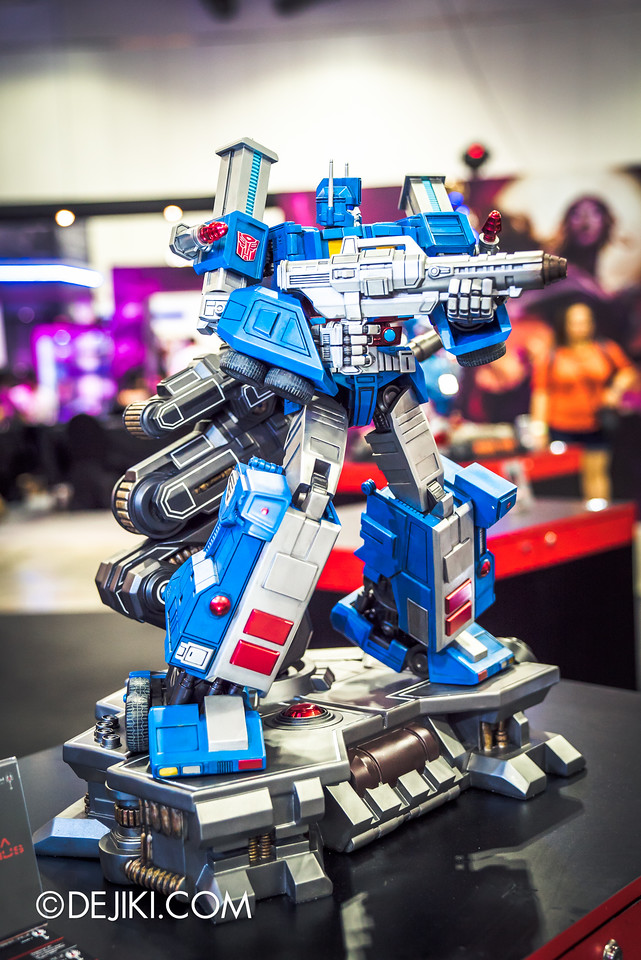 STGCC 2016 - Imaginarium Art / Transformers