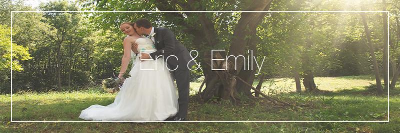 Eric & Emily Wedding