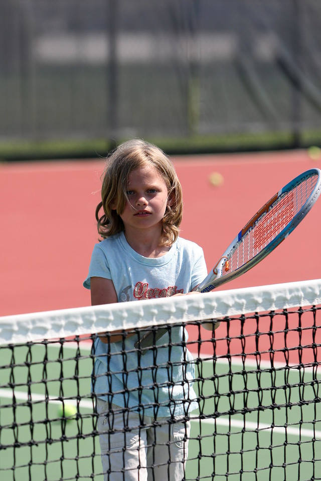 2007 LADY HUBS TENNIS CAMP - ALL AGES