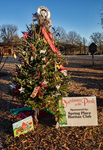 Chatsworth City Park Christmas