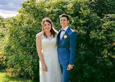 Becky&Nathan, Vauxhall Farm