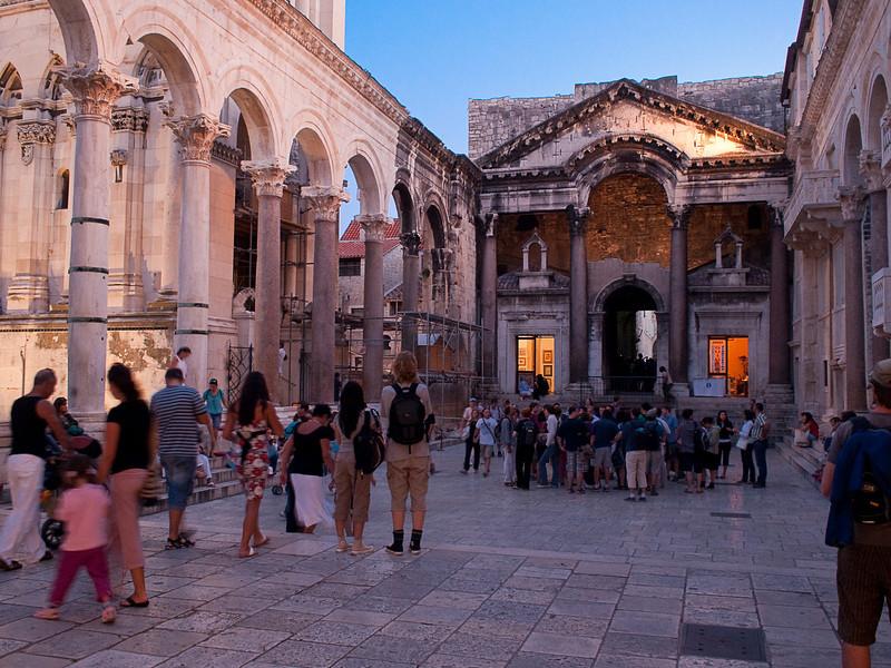 Split, Diocletian Palace