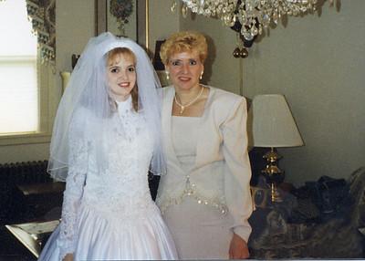 Farrah's Wedding