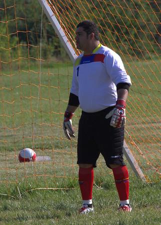 Sunday Soccer At La Liga Azteca: Zamora vs Ecuador