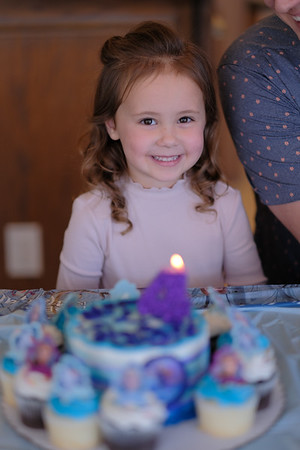 Ayla's 4th B-day party~1/16/21