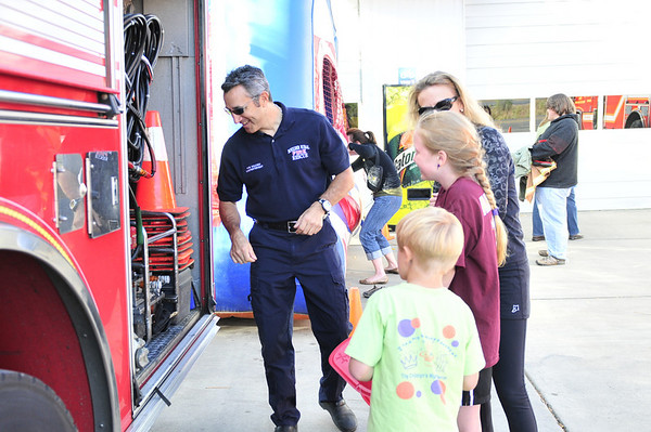 A & I visit Boulder Rural Fire District 10/9/201
