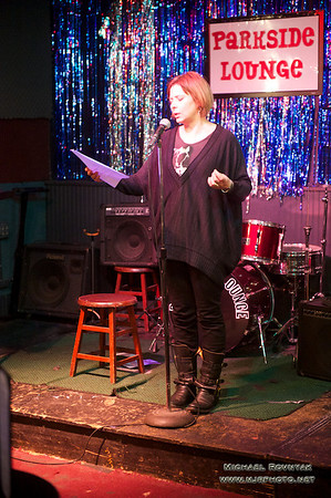 DREW DRUMZ AT THE PARKSIDE LOUNGE 2014-02-23