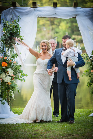 Valerie and Rob's Louisiana Wedding