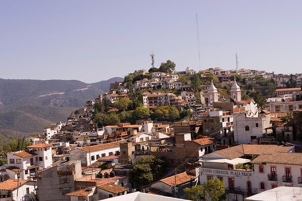 Acapulco & Taxco