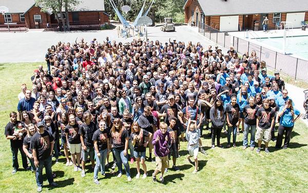 High School Summer Camp 2014