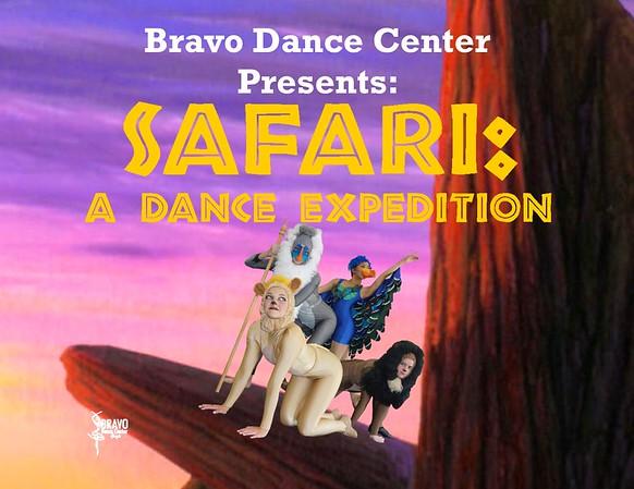 Safari- A Dance Expedition