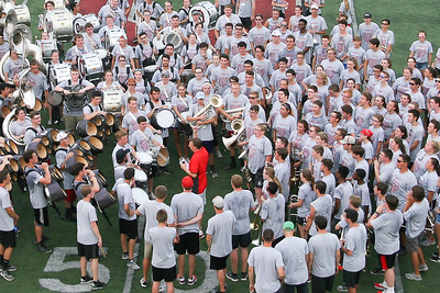 2018 High School Marching Band Clinic
