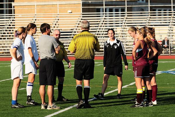Varsity Girls Soccer Summit vs. Westfield