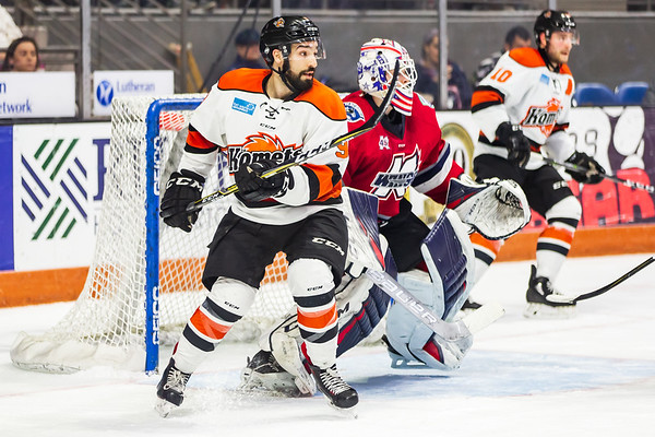 3/20/19 Komets vs. Wings