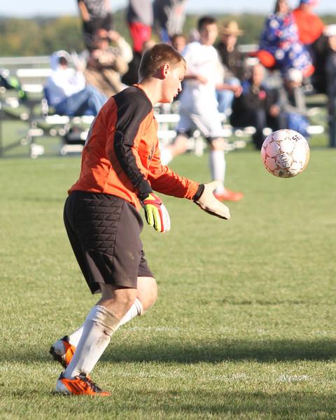 KHS Boys Soccer 09/29/15