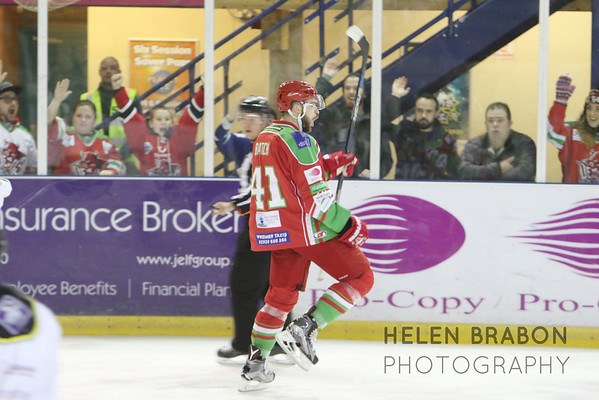 Cardiff Devils vs Manchester Storm 07-11-15
