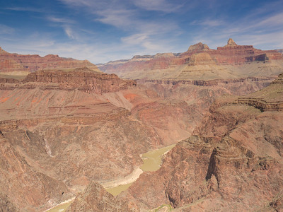 Plateau Point Hike