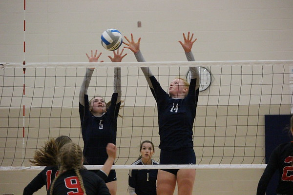 DC volleyball v. Annandale, 10-17-17