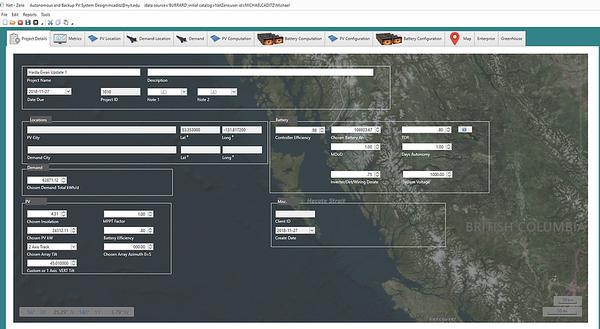 Software Screenshots