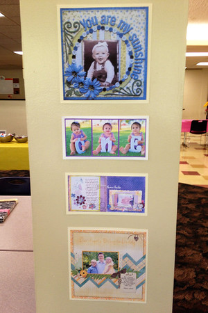 Scrapbooking Event Hosted by Associates