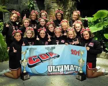 Chardon Comp Cheerleading - COA Ultimate Day 2